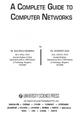 A Complete Guide To Computer Networks By Dr. Rachna Sharma, Dr. Sudipto Das