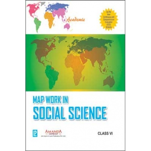 Academic map work in social science class 6th by j p singal academic map work in social science class 6th fandeluxe Images