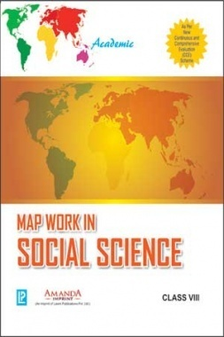 Academic Map Work in Social Science Class 8th