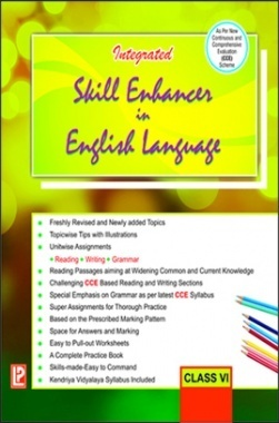 Integrated Skill Enhancer in English Class-VI