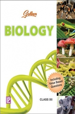 Golden Biology Class 12th New 2013