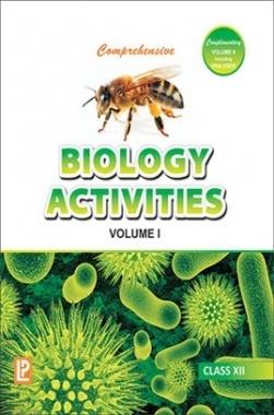 Comprehensive Biology Activities Class 12th XII  Vol.I&II New 2014