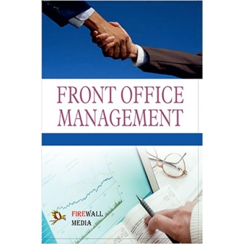front office management by ramesh bangia and dinesh
