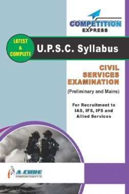 UPSC Syllabus Civil Services Examination (Preliminary And Mains)