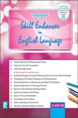 Skill Enhancer In English Language Class 8th