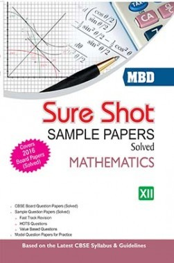download mbd sure shot cbse sample papers solved class 12