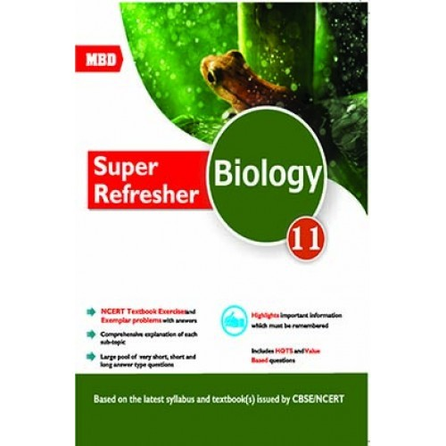 mbd cbse super refresher biology for class 11 by vk khosla and kanta khosla pdf download   ebook comprehensive laboratory manual in biology xi comprehensive laboratory manual in biology xii pdf