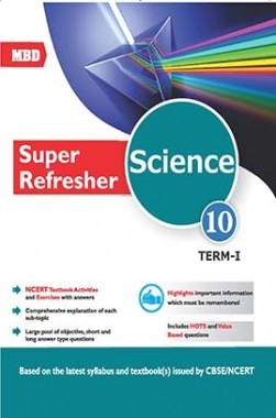 Mbd cbse super refresher science class 10 term 1 by jaya sharma mbd cbse super refresher science class 10 term 1 fandeluxe Gallery