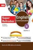MBD Super Refresher English Communicative 9 Volume 3