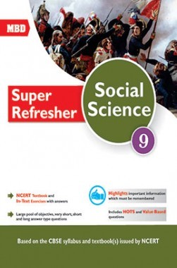 MBD Super Refresher Social Science Class 9
