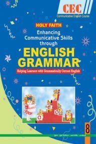 Holy Faith Enhancing Communicative Skills Through English Grammar For Class-8