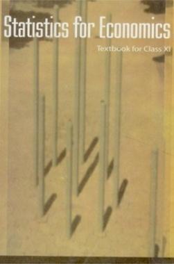 NCERT Statistics For Economics Textbook For Class XI