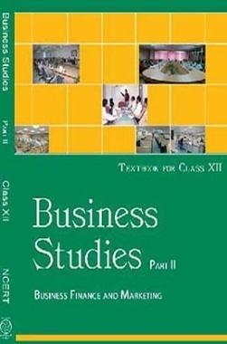 NCERT Business Studies – II Textbook for Class XII
