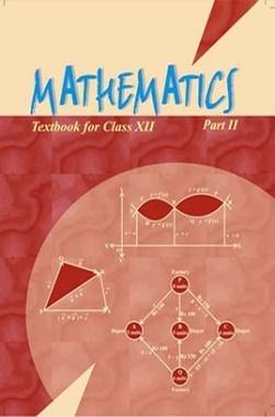 NCERT Mathematics - II Textbook for Class XII