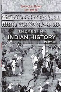 NCERT Themes in Indian History – II Textbook for Class XII