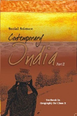 NCERT Contemporary India Textbook for Class X