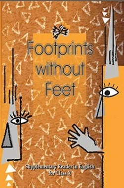 NCERT Foot Prints Withour Feet Supp. Reader Textbook for Class X