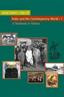 NCERT India and the Contemporary World-I Textbook for Class IX