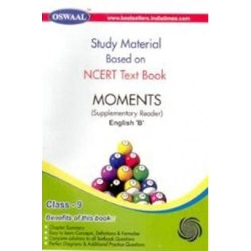 Ncert Moments Supplementary Reader Textbook For Class Ix