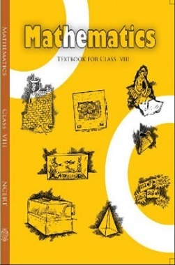 NCERT Mathematics Textbook for Class VIII
