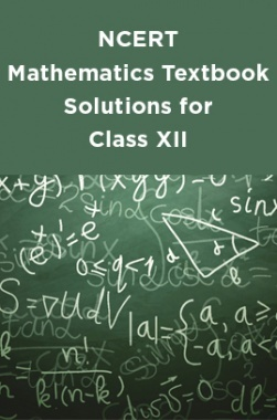 NCERT Mathematics Textbook Solutions for Class XII