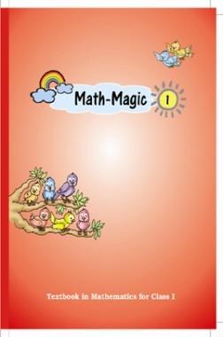 Math-Magic  For Class-1