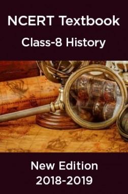ncert history book class 8