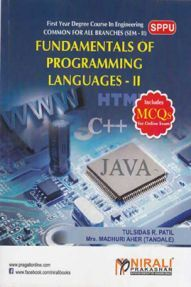 Fundamentals Of Programming Languages – II