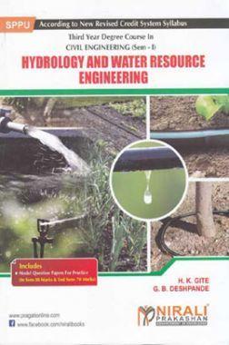 Hydrology & Water Resource Engineering