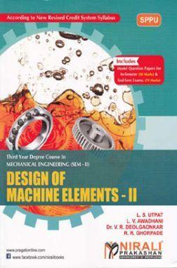 Design Of Machine Elements - II