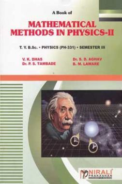 A Book Of Mathematical Methods In Physics-III