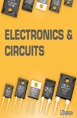 Electronics and Circuits Notes eBook