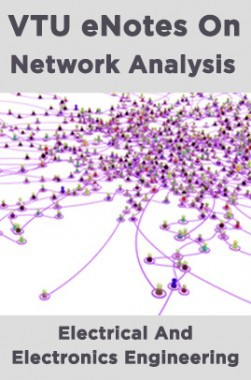VTU eNotes On Network Analysis (Electrical And Electronics Engineering)