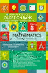 Oswaal CBSE CCE Question Bank With Complete Solutions For Class 8 Mathematics (Term 1 And 2)