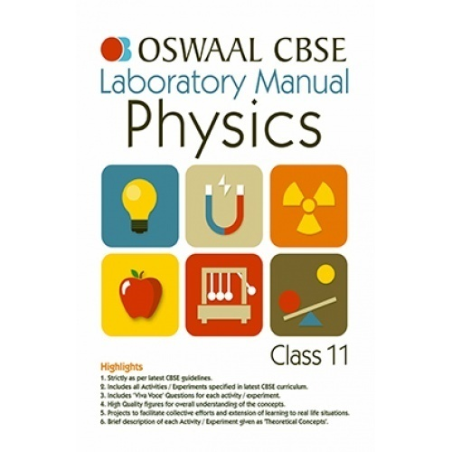 Lab manual Physics class 12