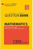Oswaal CBSE Chapterwise and Topicwise Question Bank For Class 12