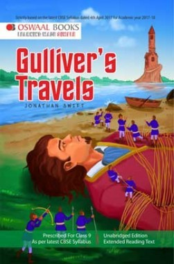 Oswaal CBSE Gulliver's Travels For Class 9