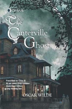 Oswaal CBSE The Canterville Ghost For Class 11