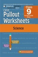 Oswaal CBSE Pullout Worksheet Class 9 Science (March 2018 Exam)