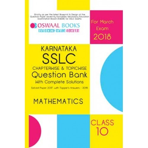 Oswaal karnataka sslc question bank for class 10 mathematics oswaal karnataka sslc question bank for class 10 mathematics march 2018 exam fandeluxe Image collections