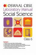 Oswaal CBSE Laboratory Manual Class - VI Social Science For 2019 Exam