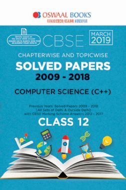 Download Oswaal CBSE Chapterwise & Topicwise Solved