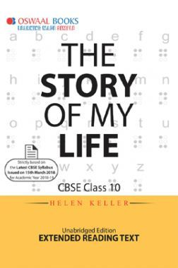 Oswaal CBSE The Story Of My Life For Class - X For 2019 Exam
