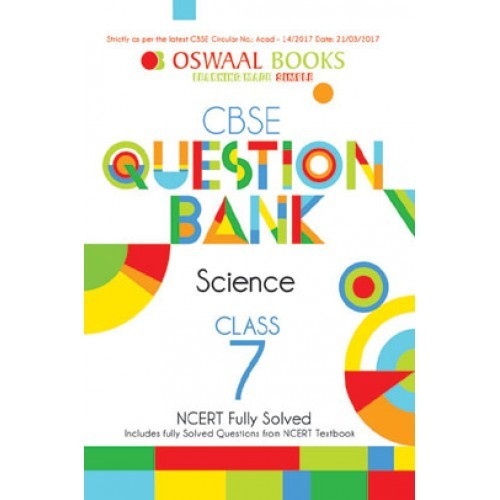 Oswaal cbse question banks science for class vii march 2018 exam oswaal cbse question banks science for class vii march 2018 exam fandeluxe Images