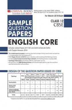 Cbse class 12 english question paper 2018 solved pdf