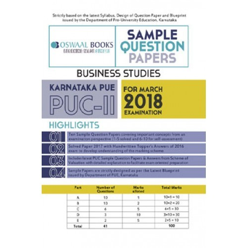 paper of business studies of 2nd puc Karnataka second puc business studies question paper by saifulla_baig in  types  brochures.