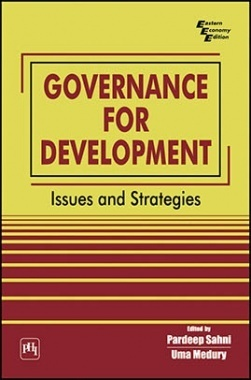 Governance For Development: Issues And Strategies