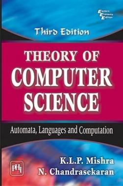 Theory Of Computer Science : Automata,Languages And Computation
