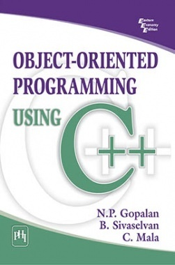Object - Oriented Programming Using C++