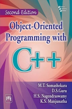 Object-Oriented Programming With C++